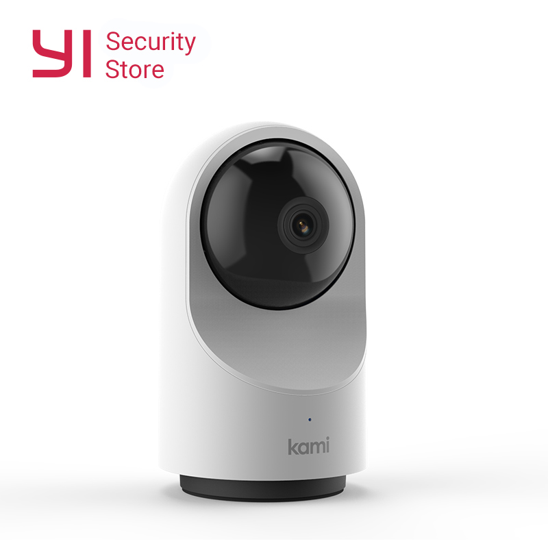 YI Kami 1080P Indoor Smart Home Camera IP Cam Security Surveillance Motion Tracking 2-Way Audio Privacy Mode 6 months Free Cloud