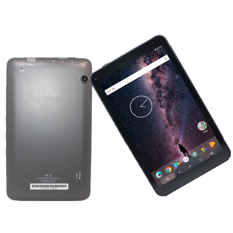 G11 SALES !!7 Inch Android7.1  1024x 600 IPS Screen  1GB/16GB With Dualcamera Quad-Core With Earphone