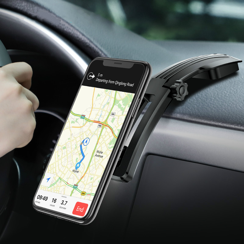 Original Magnetic Car Phone Holder Mobile Phone Accessories For Iphone 11 7 Pro Max Phone Stand For Xiaomi Mi Huawei P30 Telefon