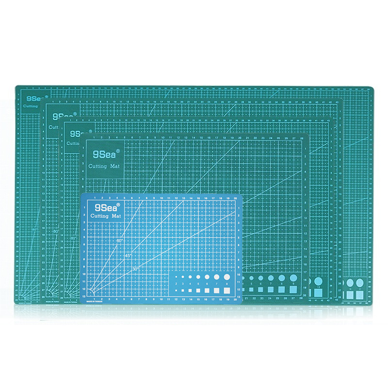 A3 A4 A5 PVC Cutting Mats Patchwork Pad Double-Sided Paper Cutter DIY Tools Self Healing Cutting Board Office School Supplies