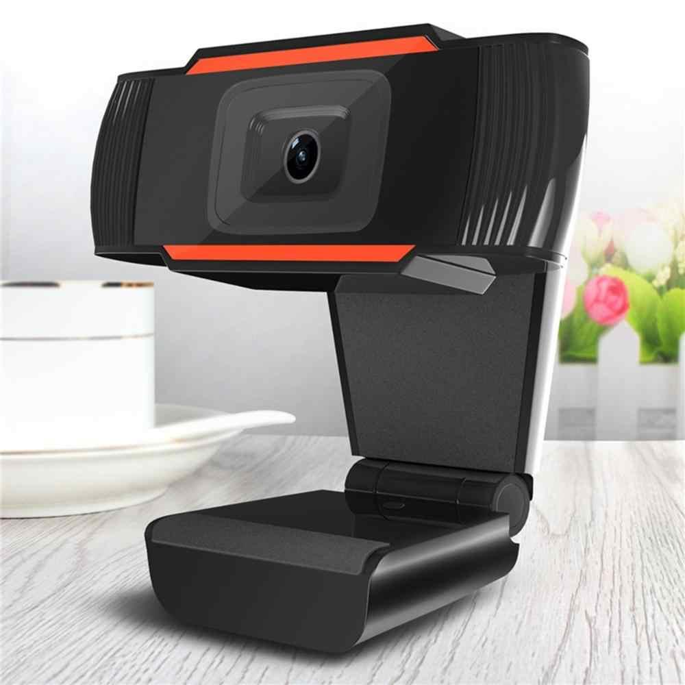 HD веб-камера 480p 720p 1080p USB камера вращающаяся видео запись веб-камера с микрофоном сетевая живая камера для ПК компьютера
