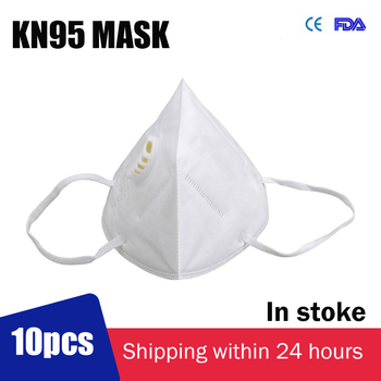 KN95 CE Certification Disposable Face Mask Breathable Anti Smog Strong Protective Than FFP2 KF94 Anti-fog, Dust-proof And PM2.5