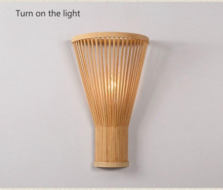 Novo chinês sala de estar lâmpada moderna