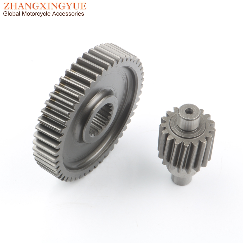 Performance Transmission Gear Set 17-49T for 4 Stroke Moped ATV 139QMB GY6 50 60 80 cc