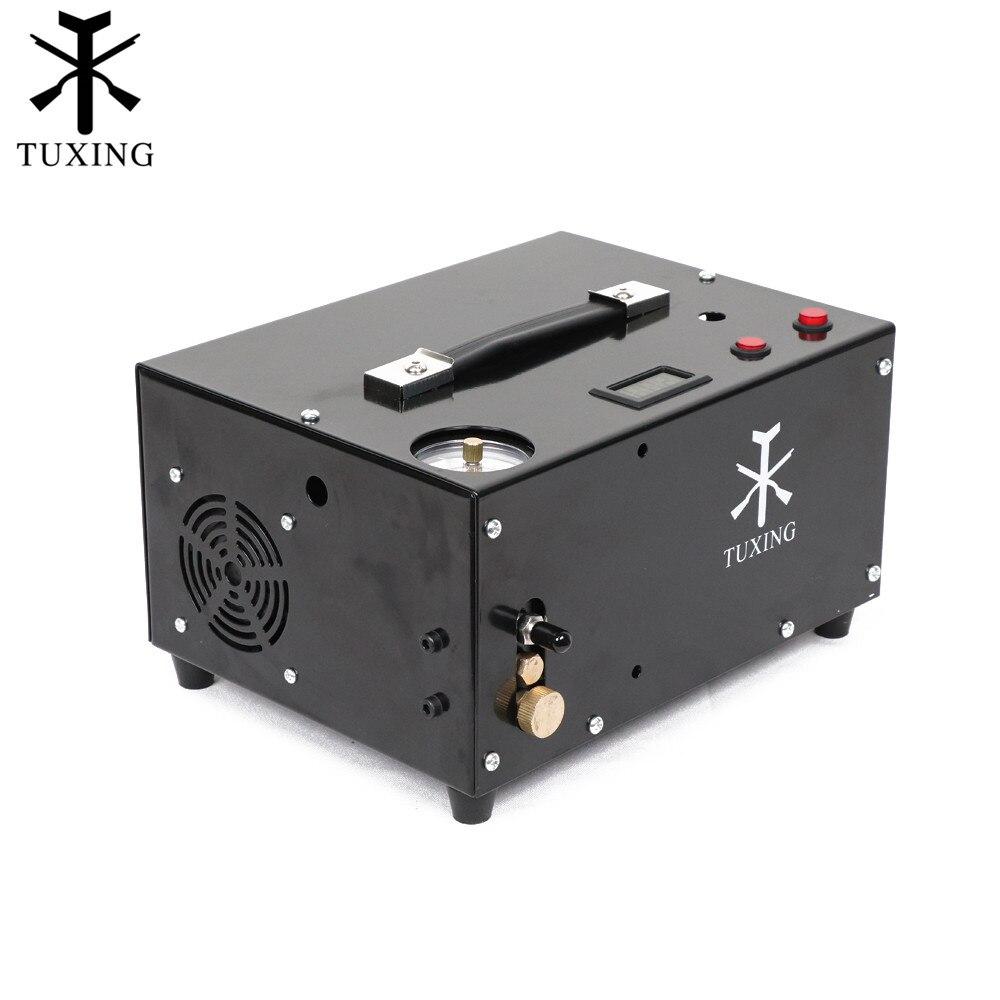 TXET061  12V Portable Compressor Pcp Air Compressor
