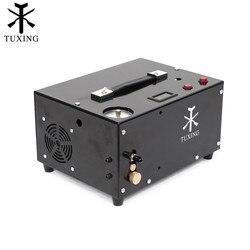 TXET061 4500psi compresor 12V compresor portátil pcp compresor de aire para pcp rifle de aire compresor 12v 30Mpa