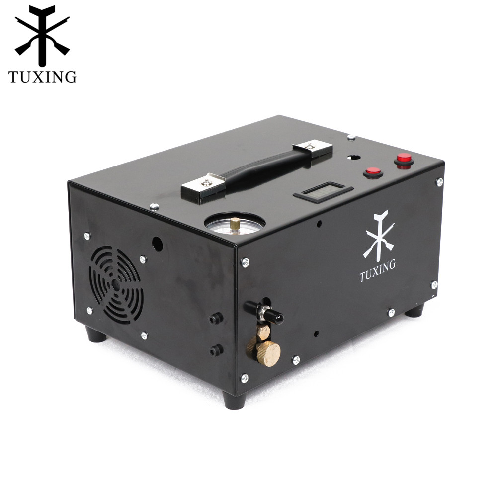 TXET061  4500psi Compressor 12V Portable Compressor Pcp Air Compressor For Pcp Air Rifle 30Mpa