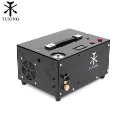 TXET061  4500psi compressor 12V portable compressor pcp air compressor for pcp air rifle 30Mpa