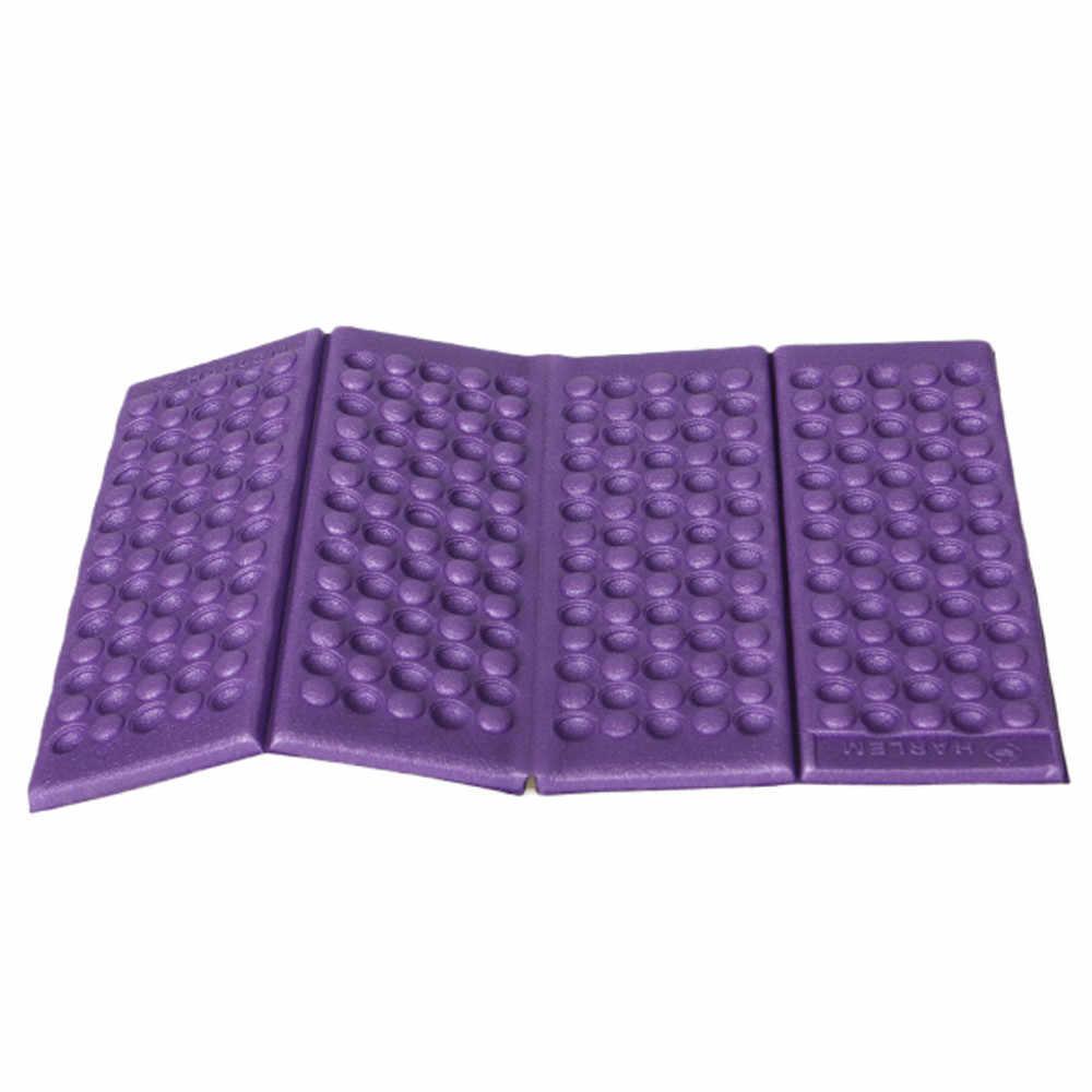 Camping Hiking  Moisture-proof Folding EVA Foam Pads Mat Cushion Seat Camping Park Picnic