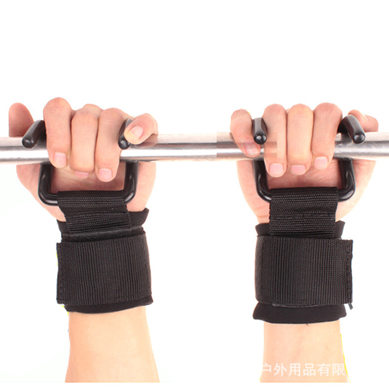 Gym Weight Lifting Hook Hand Bar Lifting Straps Wrist Straps Glove Weightlifting Strength Training Gym Fitness Hook Gloves|Weight Lifting|   - AliExpress