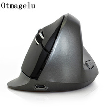 6D Wireless Mouse Creative Computer Gaming Mouse Cool Shark Fin Ergonomic Comfortable