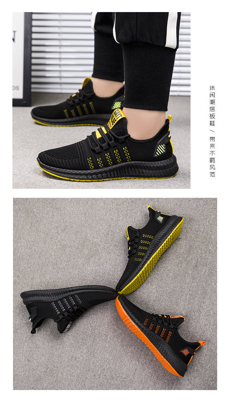 H0bea7470971844b88136ae9a2b82ca72s 2019 New Mesh Men Sneakers Casual Shoes Lac-up Men Shoes Lightweight Comfortable Breathable Walking Sneakers Zapatillas Hombre