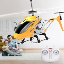 цена на Alloy Rc Helicopter Mini Rc Drone Profesional Rc Airplane Remote Control Helicopter Christmas Usb Gift Toys for Children BB50