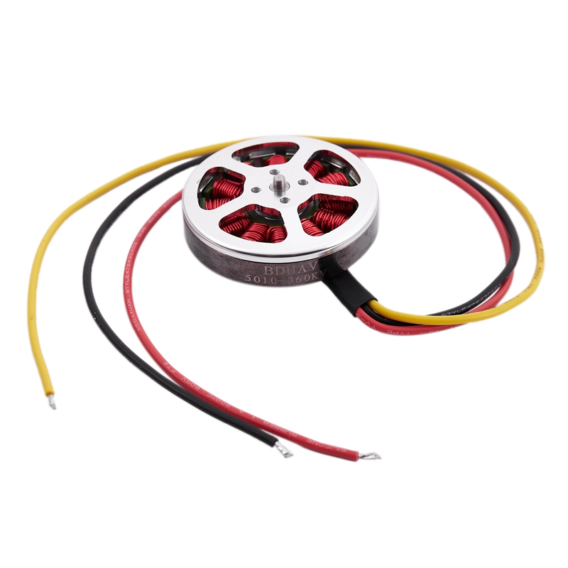5010 360Kv High Torque Brushless Motors For MultiCopter QuadCopter Multi-Axis Aircraft