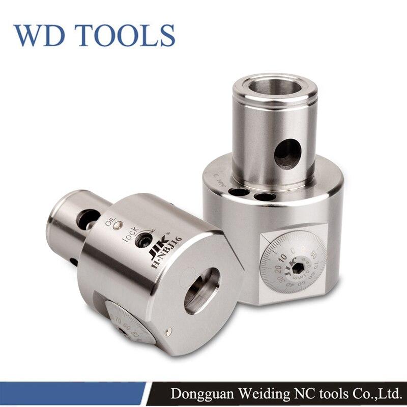 Combided Order NBJ16 Boring Head+SK40-LBK6-65 Tool Holder
