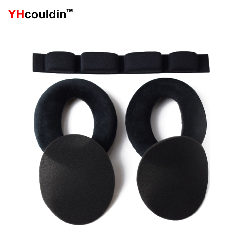 YHcouldin EarPads For <font><b>Sennheiser</b></font> HD600 HD 600 <font><b>HD650</b></font> HD 650 <font><b>Ear</b></font> <font><b>pads</b></font> Replacement <font><b>Ear</b></font> <font><b>Pads</b></font> Headphone Earpad Cushions Cups image
