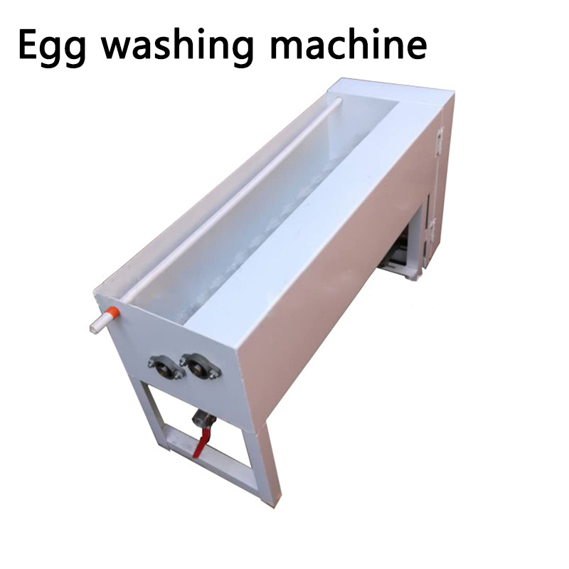 Per Hour 1500 Chicken Egg Washing Machine Duck Egg Egg Cleaning Machine Commercial Fast And Efficient Egg Washer 220V 0.55KW