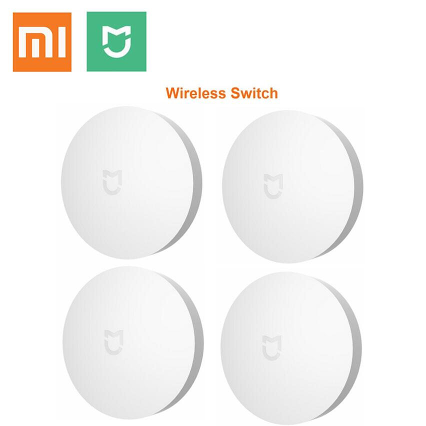 Xiaomi Mijia Wireless Switch House Control Center Intelligent Multifunction Smart Home Device work with mi home app(China)