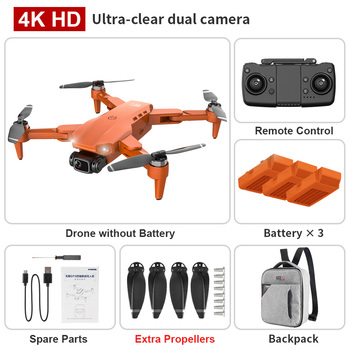 Drone L900 Pro 5G GPS 4K Dron with HD Camera FPV 28min Flight Time Brushless Motor Quadcopter Distance 1.2km Professional Drones 22