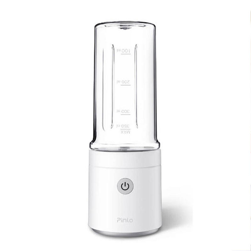 Xiaomi Portable Juicer Millet Pinlo Mini Electric Fruit Juicer For Home Travel Juice Cup 350ml Capacity Fruits Blender
