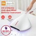 11 Deerma ручной Электрический инструмент для удаления клещей от пыли UV-C пылесос 13 кПа сильная машина для очистки всасывания