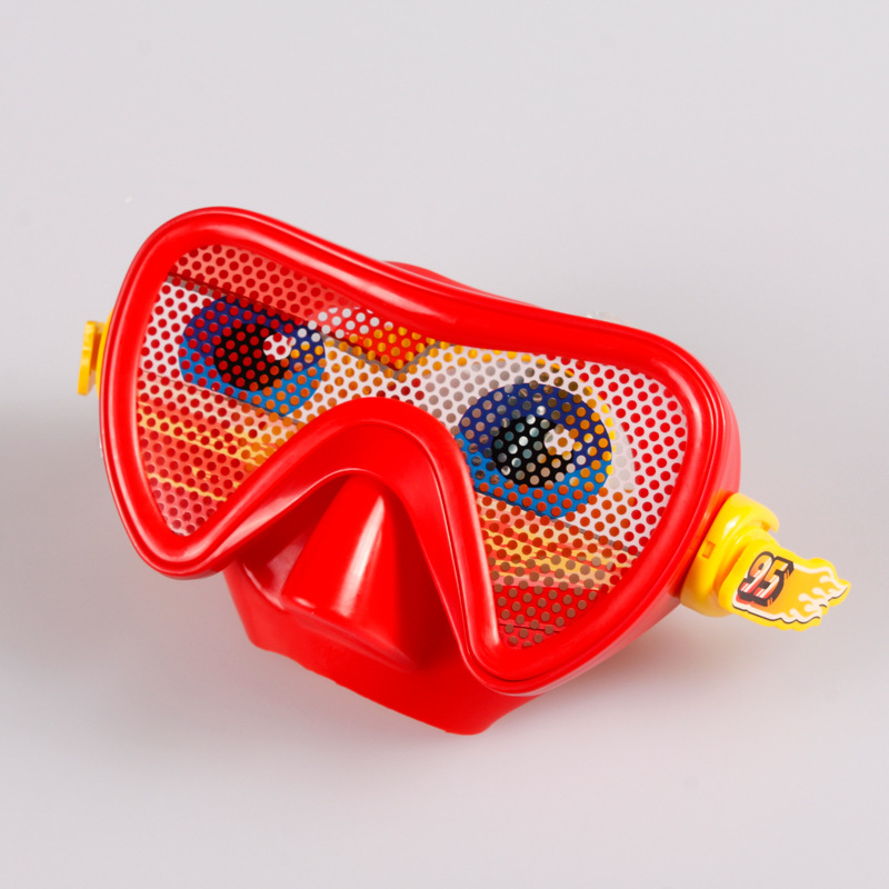 Hot Selling Summer New Style CHILDREN'S Swimming Goggles Avengers Cartoon Diving Mask Anti-fog Waterproof