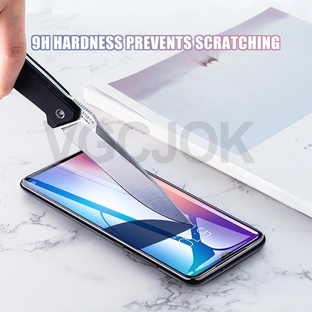 9H hardness Tempered Glass For Xiaomi Mi 9 Lite 9T Pro Mi9 SE Screen Protector Mi 8 A3 Lite CC9 CC9E Play Glass Protection Film 4