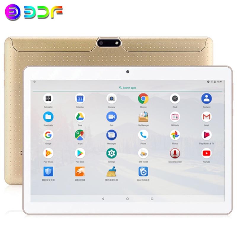 New 10.1 Inch Tablet PC Android 7.0 Quad Core 3G Phone Call 32GB Wi-Fi Bluetooth Dual SIM Original Tablets