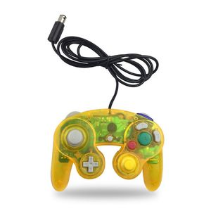 Image 2 - Wired Controller for Nintendo Wii Gamecube GC single point game vibration handle