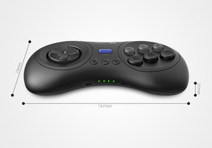 Image 2 - 8BitDo M30 Bluetooth Gamepad Wireless Game Controller With Joystick For Raspberry PI 3B+ 4B Android TV Box macOS Nintendo Switch