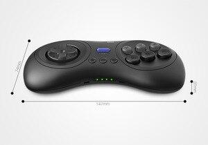 Image 2 - 8bitdo M30 Bluetooth геймпад Беспроводной игровой контроллер с Джойстик для Raspberry PI 3B + 4B Android ТВ коробка macOS Nintendo переключатель