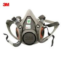 3M 6200 Gas Mask