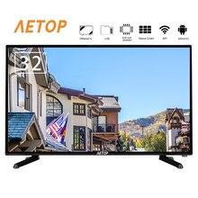 Frete grátis-led 32 polegada inteligente ultra hd led tv televisão 2k smart tv com android 8.0