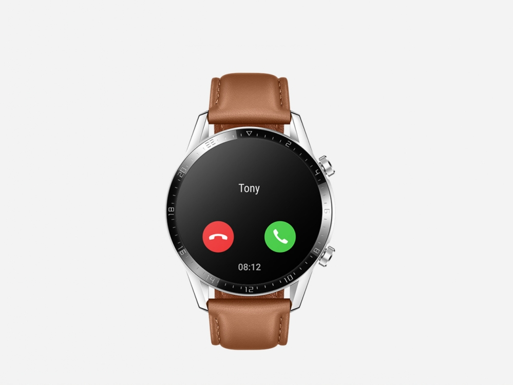 Original Huawei Smart Watch GT 2 GPS Two-Week Battery Life Waterproof Phone Call Heart Rate Tracker For Android iOS (11)
