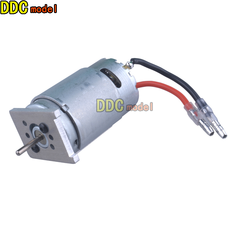 REMO  1/16 RC Model Car  Upgrade Parts E9661 Motor 390Spare Parts For  Smax Truggy Buggy 1621 1625 1631 1635 1651 1655