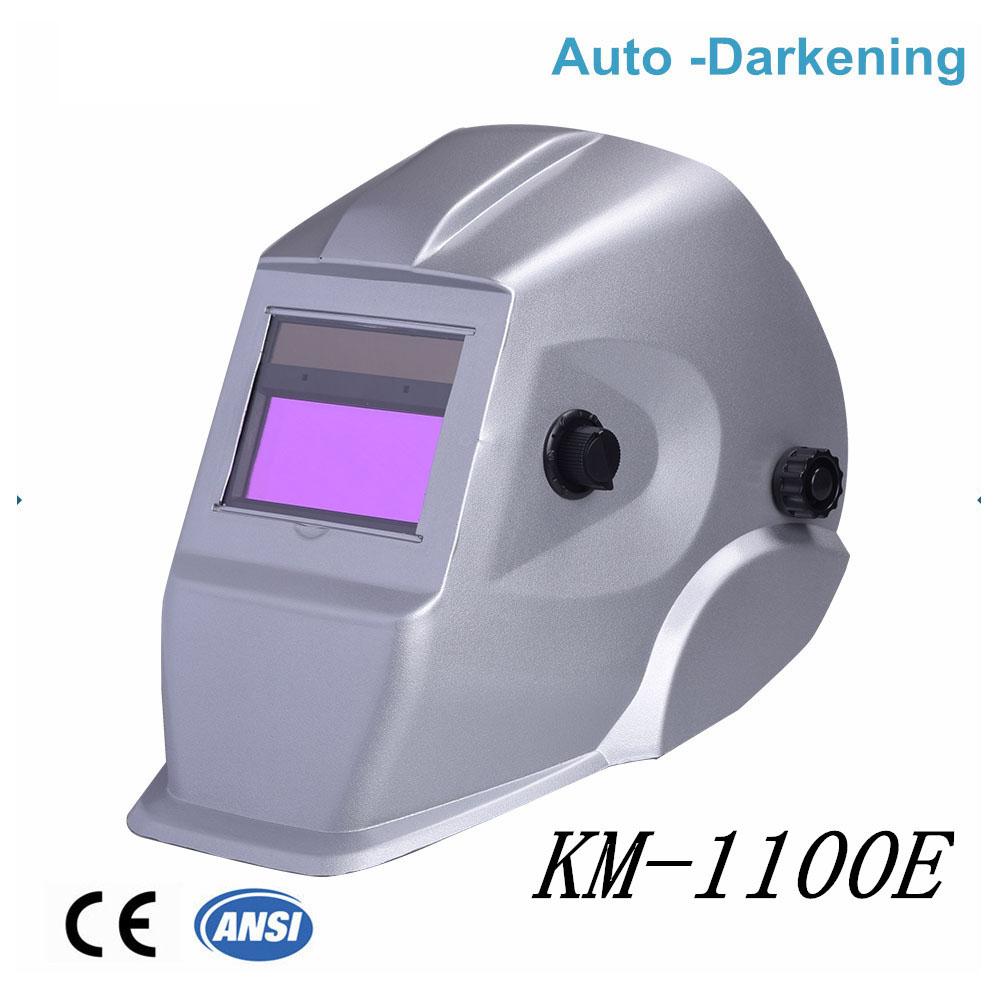 Mascara de soldadura con oscurecimiento automático medida 100x49mm
