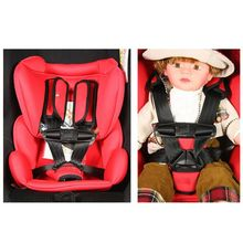 Belt-Harness Nylon-Latch-Fastener for Baby Children Lock-Buckle Chest-Clip Car-Safety-Seat-Strap
