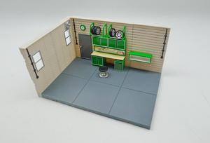 Image 3 - Juego de Diorama de garaje serie 1:43