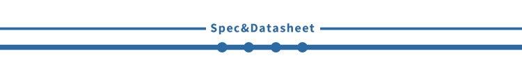 Spec&Datasheet