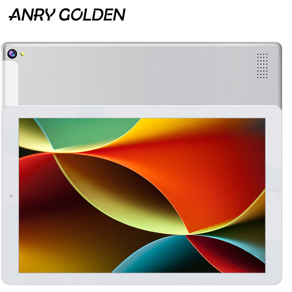 ANRY A1008 10.1 Inch Android 8.1 Tablet PC MTK6797 1280*1200 IPS Quad Core 4G Phone Call Tablets 2GB RAM 32GB ROM Dual WIFI