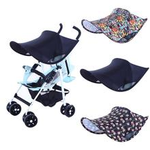 2019 Baby Stroller Sunshade Blocking 99% Uv Breathable Universal Cover Protection Hoods Canopy