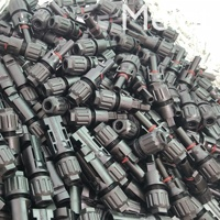 1000 Pairs/lot 2000 Pieces MC4 Connector male female 30A 1000V MC4 Solar Panel branch series Connect solar system for PV cables