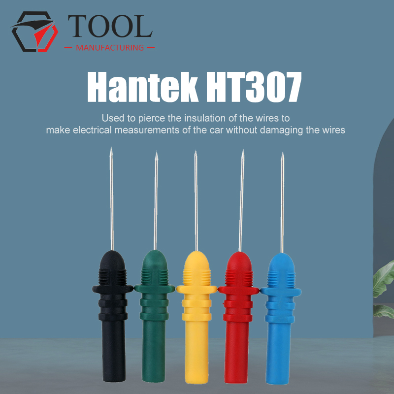 Hantek HT307 Probe  Acupuncture Automotive Diagnostic Test Tool Oscilloscope Probe Accessories Free Shipping