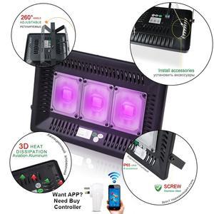 Image 2 - דיסקו Dj LED שלב אור אפקט UV מנורת אולטרה סגול שחור Par לייזר המפלגה KTV חג המולד ליל כל הקדושים זרקור פנס מכונת