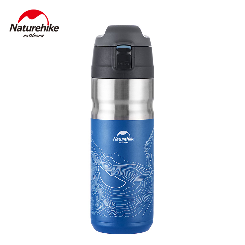 Naturehike Cap Insulation Portable 500ml 24-Hour 316-Stainless-Steel Cup Travel-Cap Bounce