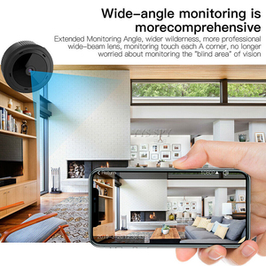 Image 2 - Wifi Mini Camera Espia 1080P Magnetic Body 8pcs Night Vision Motion Sensor HD Video Remote Micro IP Cam Support Hidden TF Card