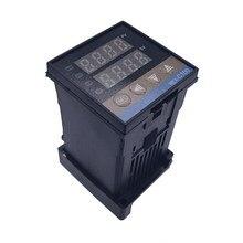 Thermostat intelligent universel REX C100 PID, avec sortie relais SSR, régulateur de température