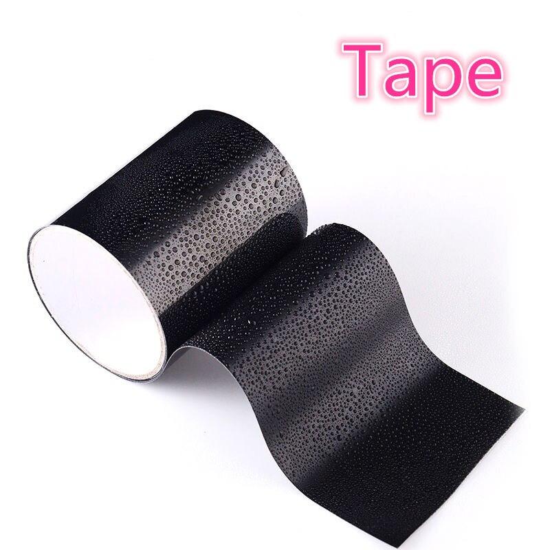 Waterproof Tape Self Fix Tape Super Strong Fiber Stop Leaks Seal Repair Tape Performance Fiberfix Adhesive Tape 150x10cm Leak 50