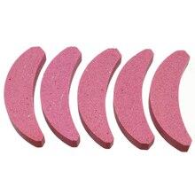 5 шт., точилка для зубьев бензопилы, портативная точилка, цепная пила, быстрая заточка, цепная пила, Деревообрабатывающие инструменты