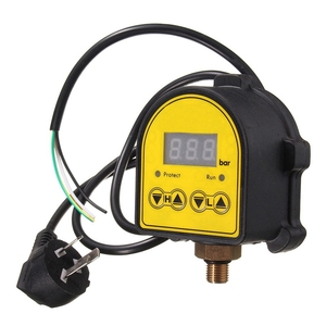 Image 5 - Digital Automatic Air Pump Water Oil Compressor Pressure Controller Switch For Water Pump On/Off Au Plug